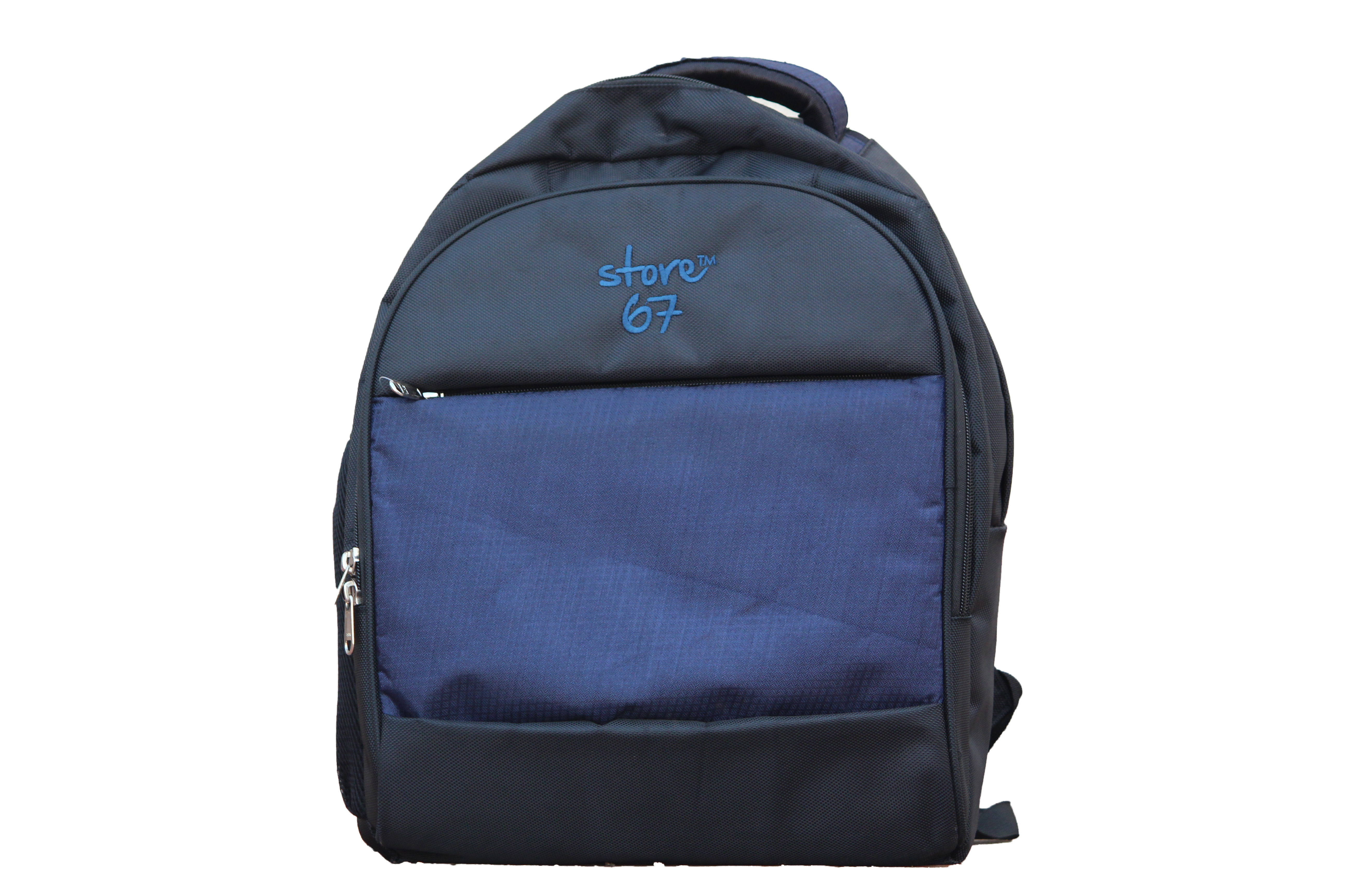 Backpack with Laptop - Blue