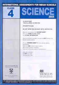 Iais 2006 Question Paper Booklet : Mathematics 2006-Class 4 [2006 Iais]