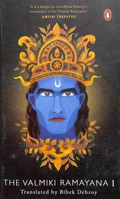 Valmiki Ramayana Vol 1