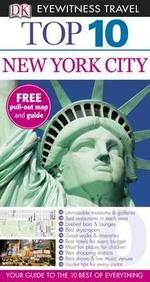 Top 10 New York City. (Eyewitness Top 10)