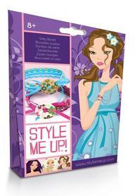 Style Me Up Silky Bands Bracelet Kit-