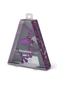 Anywhere Light - Positively Purple