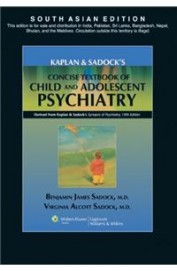 Concise Textbook Of Child & Adolescent Psychiatry - Kaplan & Sadocks