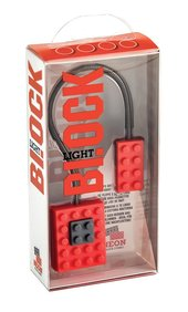 Block Light-Neon-Red