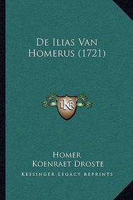 de Ilias Van Homerus (1721)