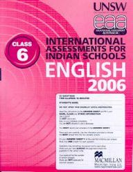 Iais 2006 Question Paper Booklet : English 2006-Class 6 [2006 Iais]