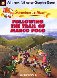 Following The Trail Of Marco Polo - 4