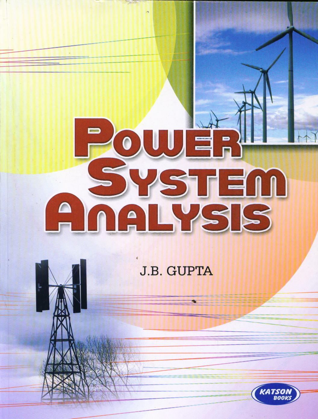 Electrical Engineering Book Pdf By Jb Gupta: Buy Power System Analysis book : Jb Gupta 9350141051 9789350141052 rh:sapnaonline.com,Design
