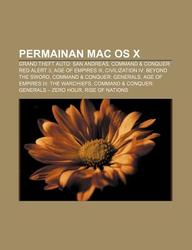 Buy Permainan Mac OS X: Grand Theft Auto: San Andreas