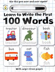 Learn To Wirte The First 100 Words