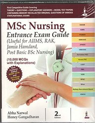 Msc Nursing Entrance Exam Guide