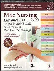 Msc Nursing Entrance Exam Guide