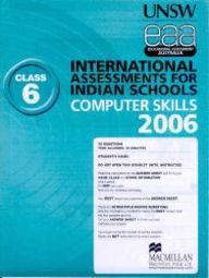 Iais 2006 Question Paper Booklet : Computer Skills 2006-Class 6 [2006 Iais]