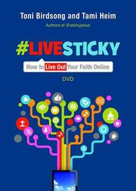 LiveSticky DVD: How To Live out Your Faith Online