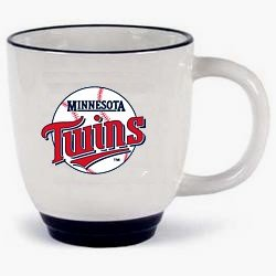 Minnesota Twins 14 oz. Hi-Lite Coffee Mug