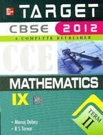 TARGET 2012: Maths Class - IX (Term II)