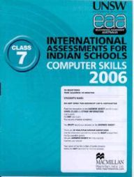 Iais 2006 Question Paper Booklet : Computer Skills 2006-Class 7 [2006 Iais]