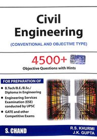 Civil Engineering Conventional & Objective Type