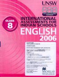 Iais 2006 Question Paper Booklet : English 2006-Class 8 [2006 Iais]