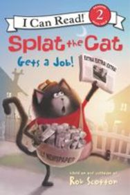 Splat The Cat Gets A Job!