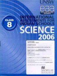 Iais 2006 Question Paper Booklet : Science 2006-Class 8 [2006 Iais]