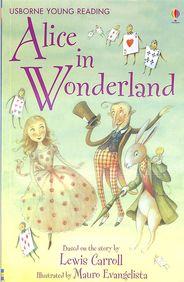 Alice In Wonderland : Usborne Young Reading Level 2