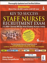 Key To Success Staff Nurse Recruitment Exam