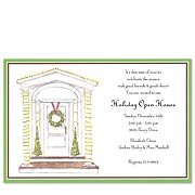 Pretty Entry Invitation Moving Party Invitations