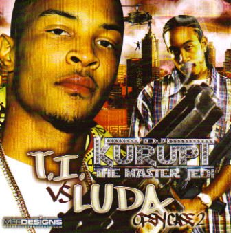Open Case Vol.2 - T.I. Vs Ludacris (Mixtape)