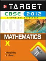 Target 2012: Maths Class X (Term II)