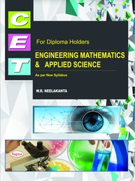 Cet Engineering Mathematics & Applied Science For Diploma Holders
