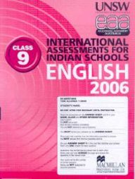 Iais 2006 Question Paper Booklet : English 2006-Class 9 [2006 Iais]