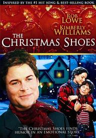 Gaiam The Christmas Shoes DVD with Rob Lowe & Kimberly Williams