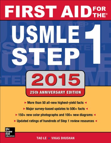First Aid For The Usmle Step 1 : 2015