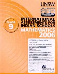 Iais 2006 Question Paper Booklet : Mathematics 2006-Class 9 [2006 Iais]