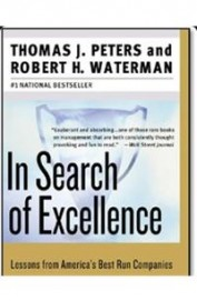 peters and waterman in search of excellence