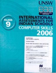 Iais 2006 Question Paper Booklet : Computer Skills 2006-Class 9 [2006 Iais]