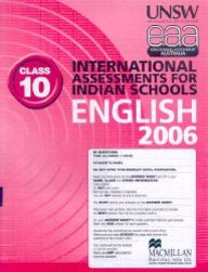 Iais 2006 Question Paper Booklet : English 2006-Class 10 [2006 Iais]
