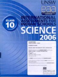 Iais 2006 Question Paper Booklet : Science 2006-Class 10 [2006 Iais]