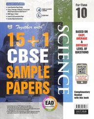 Ead Science Class 10  For 15+1 Cbse Sample Papers
