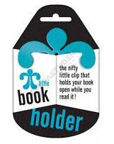 Little Book Holder - Blue