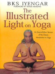 Illustrated Light On Yoga