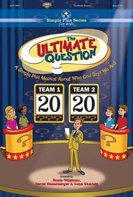 The Ultimate Question Choral Book