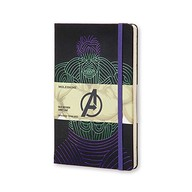 The Avengers Limited Edition Hulk Black Ruled Hard Cover Large