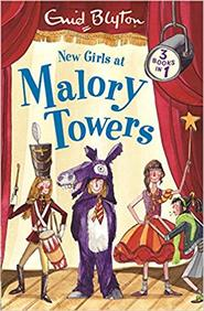 New Girls At Malory Towers 3 Books In 1
