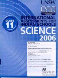 Iais 2006 Question Paper Booklet : Science 2006-Class 11 [2006 Iais]