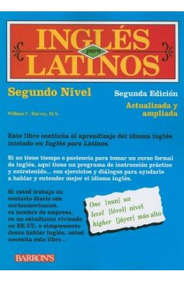 Buy Ingles Para Latinos, Nivel Dos book : William C  Harvey