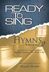 Ready To Sing Hymns, Volume 2: Satb