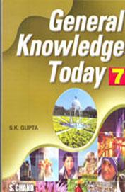 Buy General Knowledge Today 7 book : Sk Gupta,Anubhuti