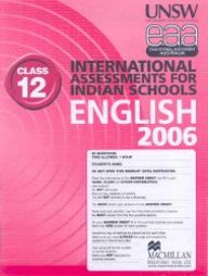 Iais 2006 Question Paper Booklet : English 2006-Class 12 [2006 Iais]